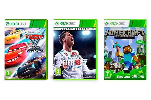 Los Mejores Juegos para Xbox 360