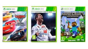 Juegos Xbox más Vendidos