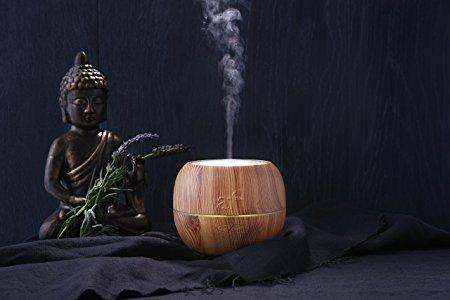 Humidificadores Aromaterapia