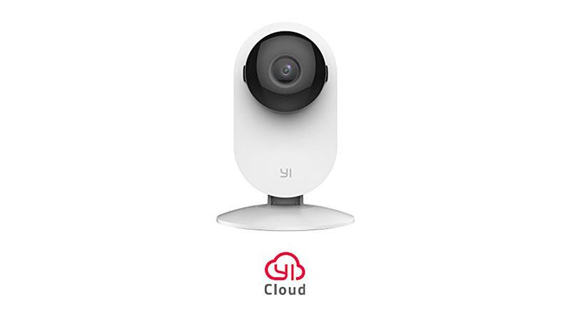 Cámara de Seguridad YI Home Camera