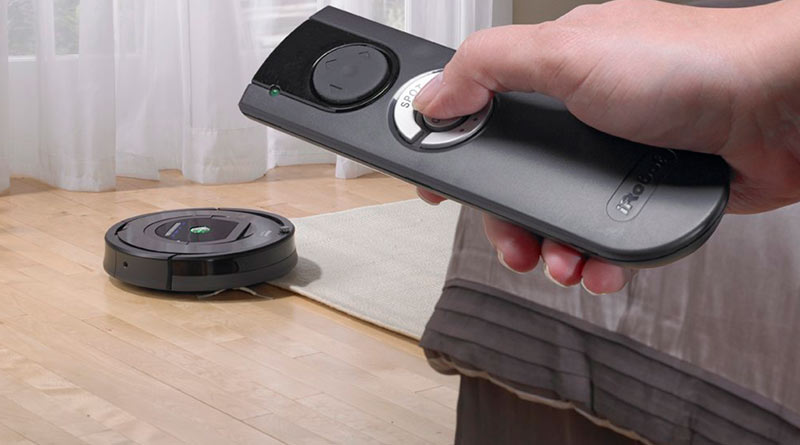 Robot Aspirador iRobot Roomba 770