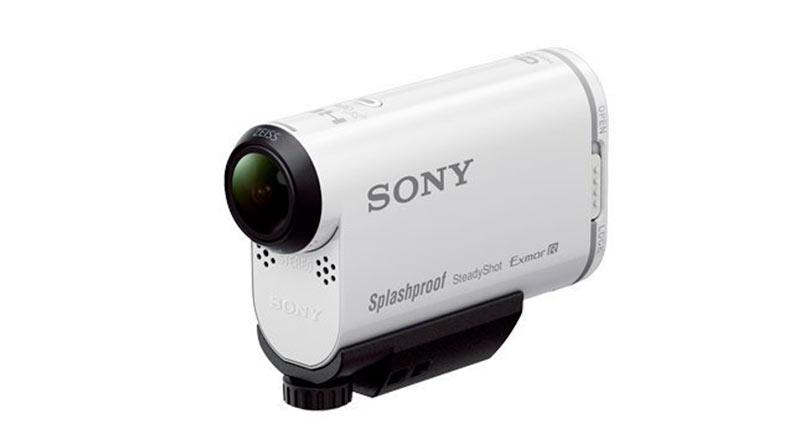 Videocámara deportiva Sony HDR AS200VR