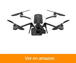Dron GoPro Karma con arnés