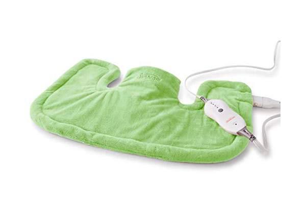 Mejores Almohadillas Eléctricas para Cuello y Espalda