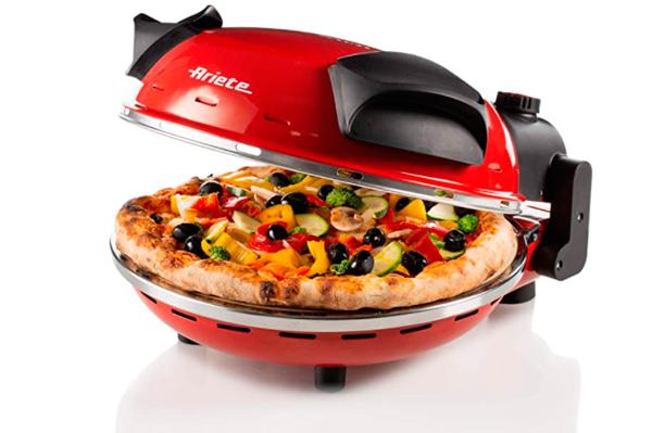 Pizza Ariete Mini horno para pizza en 4 minutos