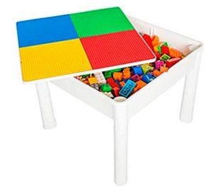 Mesa de LEGO para ninos