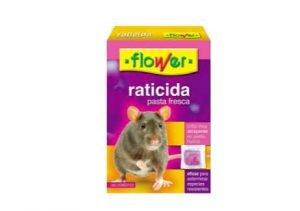 Mejor veneno para ratas - Flower Raticida pasta brometalina