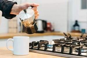 Mejores Encimeras a Gas las cocinas de gas son más baratas.
