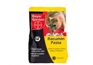 Veneno potente para ratas - Bayer Garden Raticida