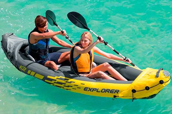 kayak inchable