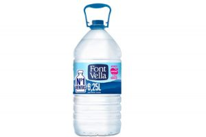 El Mejor Agua Embotellada