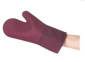 El mejor guante de silicona para el horno