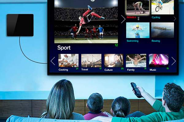 Mejores Antenas HDTV