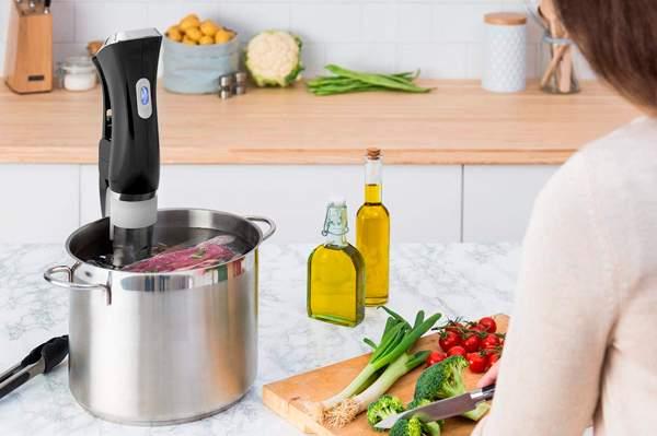 Mejores Aparatos de cocción Sous vide cocina de precisión