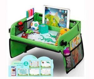 mesa para coche niños