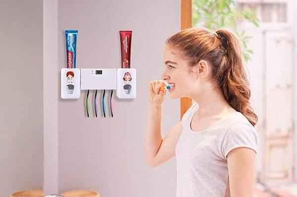 Mejores dispensadores de pasta de dientes