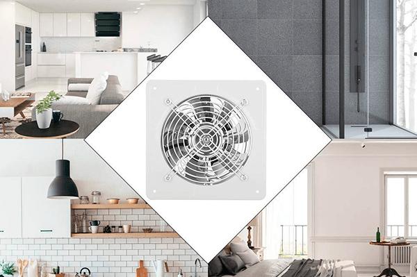 Mejores ventiladores de escape para la cocina