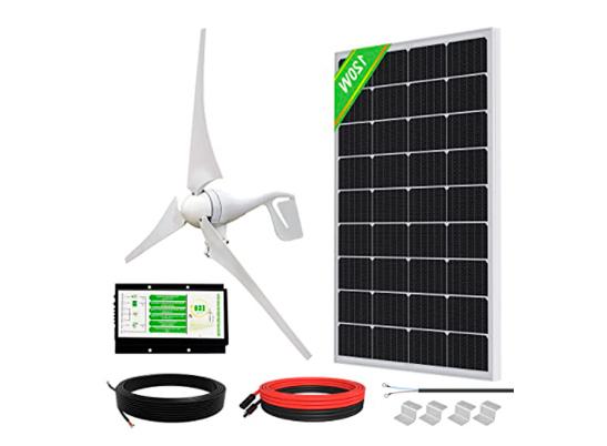 Sistema de Aerogeneradores Solare