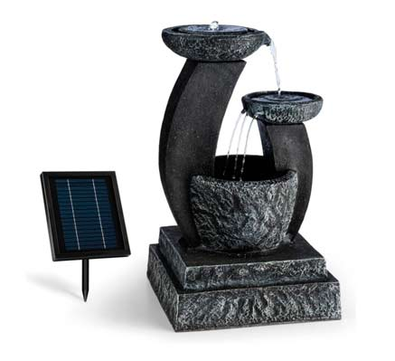 Fuente de agua decorativa blumfeldt Fantaghiro