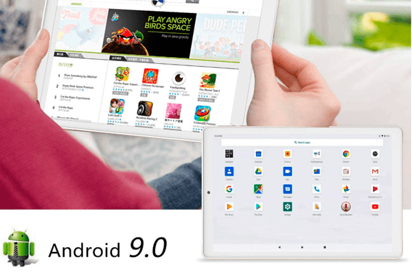 Comparativas tablets android