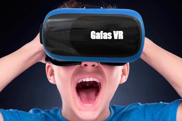 Gafas VR Realidad Virtual Smartphone