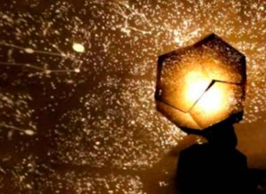 Lámpara de Proyección de estrellas para Interior & Exterior de e Pulchram