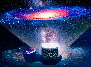 Proyector galaxia techo
