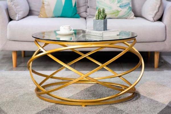 Mejores mesas de centro redondas de cristal