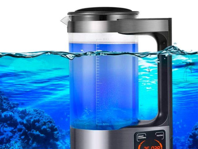 Generador De Agua De Hidrógeno